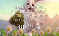 Imagem de feliz páscoa para facebook e whatsapp